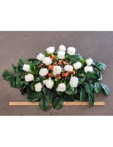 Kaspinai priklijuojami blizgantys žali Gėlytės R15/M, 20 vnt
