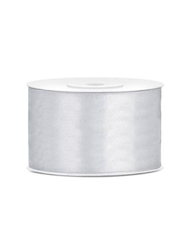 Modeliuojama juostelė sidabrinė, 5 cm 10 m